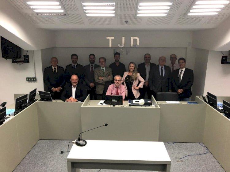 Eleição Presidência do TJD/RS